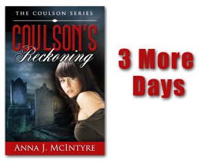 3moreDays 300x235 <i>Coulsons Wife</i> Free at Smashwords