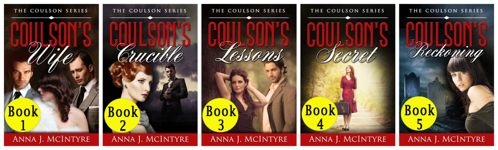 Coulson Series Order 1024x308 Order of <i>The Coulson Series</i>