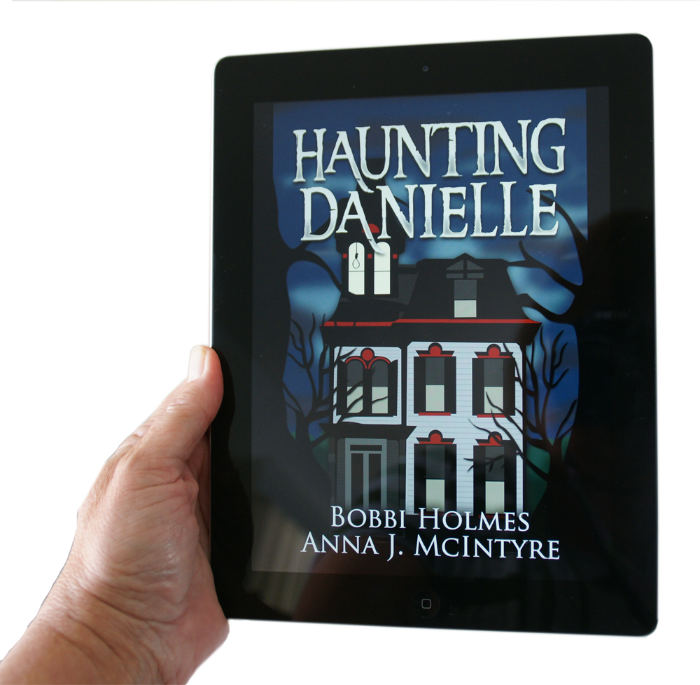 Haunting Danielle small ebook edited 2 <i>Haunting Danielle</i><br><center> eBook Coming to Amazon Sept. 1, 2014</center>
