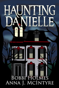 HautingDanielle 1 200x300 One day early  <i>Haunting Danielle</i> is at Amazon!