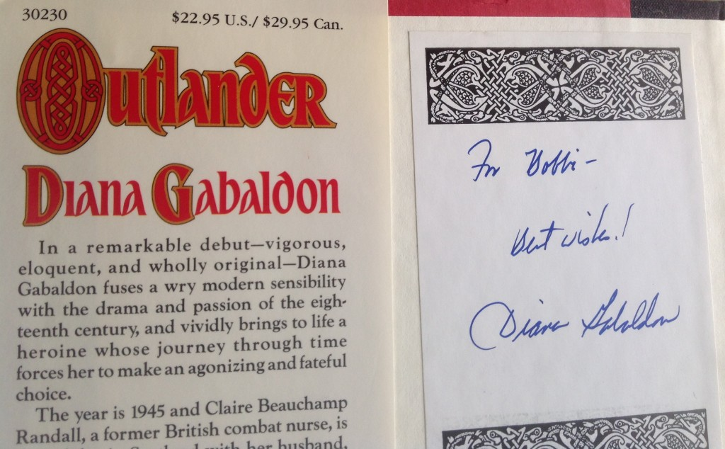 photo 42 1024x634 Tell me the year you first read Diana Gabaldon's <i>Outlander</i>
