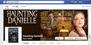 Haunting Facebook 300x148 Series Facebook Pages