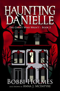 HautingDanielle BOOK3 NEW 400 200x300 <i>The Ghost</i> Who Wasnt live at Amazon!